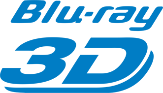 3D Filme online leihen - Blu-ray 3D Logo