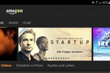 Amazon Video App downloaden