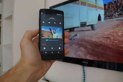 Chromecast Test