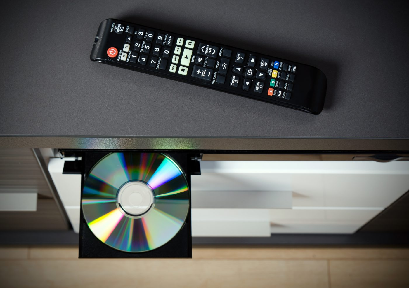 DVD und BluRay per Post leihen