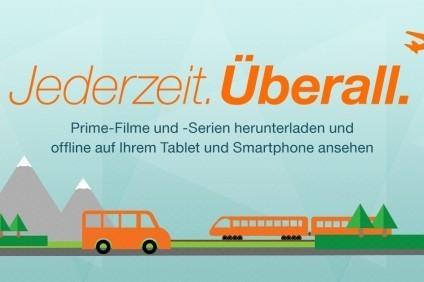 Prime mit Offline-Modus